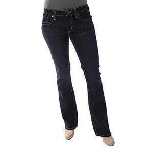 """BIG STAR """"Hazel"""" Curvy Fit Bootcut Jeans"""